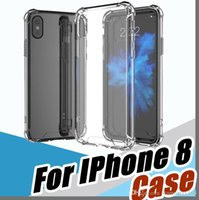 Wholesale E Shock - Soft TPU Silicone Clear Cases For IPhone 8 7Plus 6S Anti Shock For Galaxy Note 8 S8 S7 Edge Oneplus Moto LG E-SW