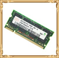 Wholesale Ram Memory Ddr2 Dimm - Hynix Notebook memory DDR2 2GB 667MHz PC2-5300S laptop computer RAM 5300 2G so-dimm Free shipping
