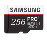 DHL shipping 16GB / 32GB / 64GB / 128GB / 256GB Samsung PRO + micro sd card Class10 / Tablet PC TF-карта C10 / карта памяти / SDXC-карта 90MB