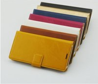 Wholesale luxury pouch bags wallet purse online - Leather Wallet Case Many card holster high quality simulation wallet leather case Pouch Money Stand Purse Credit Card Bag plain skin luxury