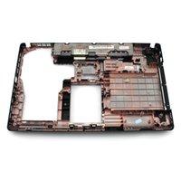 Wholesale Laptop Cases Thinkpad - New Bottom Base Case Cover For IBM Lenovo Thinkpad E530 Series Laptop Notebook AP0NV000L00 04W411 04W4110 (BC69)