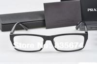 Wholesale Free Prescription Glasses - Wholesale-Free shipping VPR 05N 1AB-1O1 prescription eyeglasses frame eyewear glasses frame men women retro fashion vpr05N 1AB-1O1 05N-A