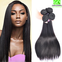 Wholesale Mocha Brazilian Straight - Mink Brazilian Virgin Hair Bundles Mocha Hair Products Unprocessed Brazilian Straight Human Hair Weave 3Pcs Lot Brazilian Straight Hair