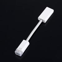 adaptador de proyector mini hdmi al por mayor-15 cm Mini DVI MiniDVI macho a HDMI Cable hembra HD 1080p Cable adaptador para Apple Macbook PC Monitor proyector LCD TV al por mayor