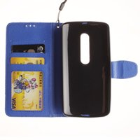 Wholesale One X Credit Card Case - Lechee Photo Frame Credit card Wallet Stand leather case cover FOR MOTOROLA MOTO G3 G4 PLAY X PLAY Alcatel One Touch Pop C5 C7 1PC LOT