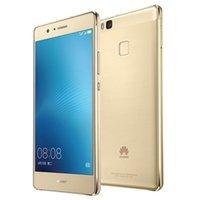 Wholesale G9 Gps - Original Huawei G9 Lite 4G LTE Mobile Phone Snapdragon 617 Octa Core 3GB RAM 16GB ROM 5.2 inch Fingerprint ID 13.0MP Camera Cell Phone