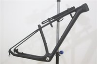 Wholesale Mountain Frame Fork - Updated 2016 T800 carbon mtb frame 29er with fork to match 29 full carbon mountain bike frame 21 19 17 15inch 27.2 seatpost