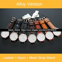 Wholesale Watch Case 36mm - Middle Quality 36mm & 40mm Classic Men Women Watch Alloy Casing
