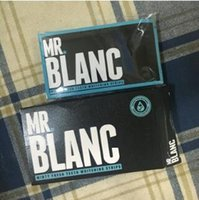 Wholesale Dental Kits Wholesale - 28pcs set Mr Blanc Teeth Whitening Strips Dental Whitening Kit So Easy So Fast Mr Blanc Teeth Whitening Strips CCA7537 100lot
