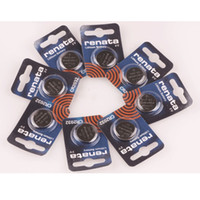 Wholesale Wholesale Used Car Batteries - Button cell battery Coin Lithium Batteries CR2032 Watch Battery Use in Watch Keyless Car Remotes Garage Door Controls wholesale HOT SALE NEW