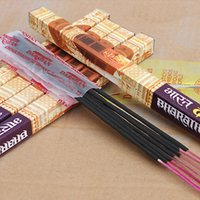 Wholesale Smoke Incense Wholesale - andle paint Hot Natural Aromatherapy Incense Incense And Burners Religious&Anti-Odour&Aromatic Smoke Candle 25Pcs Set Black Stick...