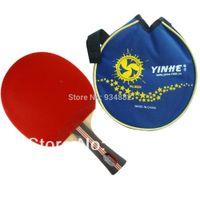 Wholesale Table Tennis Racket Bag - Yinhe 03B (03 B, 03-B) Pips-In Shakehand Table Tennis (Ping Pong) Racket + a Paddle Bag