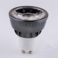punto de luz 5w e27 al por mayor-Venta caliente de fábrica Regulable 5W COB LED Spot lámpara GU10 MR16 E27 LED bombilla 5W Spot luz E14 LED empotrada Luz AC85-265V / AC110V / AC220V