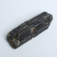 Wholesale g Natural black tourmaline crystal Gems Energy Chakra Stone Mineral Specimens gravel decoration original Rock Specimen