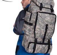 Wholesale Big Military Backpack - Brand New 70L Big Capacity Waterproof Nylon Military Tactical Backpack Camping Hiking Huntin Climbing Army Rucksack Sport Bag