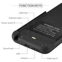 Wholesale Battery Backup Camera - 8GB Full HD 1080P Hidden Power Bank Battery Case Spy Camera with Motion Detection Video Recorder DVR Power Backup for Iphone 6 6s