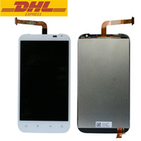 Wholesale Display Screen G21 - White 4.7inch LCD Display+Touch Screen With Digitizer Full Assembly Repair Parts For HTC Sensation XL X315e G21 Cellphone Screen Replacement