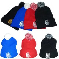 Wholesale Lk Beanies - LK embroidery wool hats with Wool ball hiphop hats hip hop hood popular knitted hat baseball hat autumn and winter warm hat