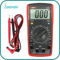 Digital Only outdoor woodworking - Home Outdoor Engineering Plastics LCD Digital Professional Multimeter Over Load Protection Amp Ohm Volt Test Device