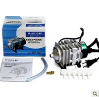 Wholesale Min Air Compressor - piece NEW 70L min 45W Hailea ACO-318 Electromagnetic Air Compressor, aquarium air pump, Fish Tank Oxygen Air Pump