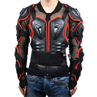 Wholesale Model Spines - 2016 New Model Professional Motorcycle Body Protector Motocross Racing Full Body Armor Spine Chest Protective Arm Back Support