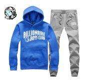 Wholesale Top Branded Men Suits - 2017 Top Quality famous brand BBC sweat suit Men sweatsuits hip hop clothing casual wear sportswear male