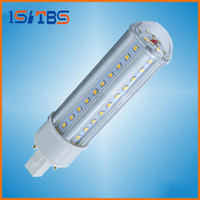Novo Design PL Light LED Corn Light 9W 12W 15W 18W E27 G24 levou lâmpada CFL lâmpada de 360 ​​graus AC 110-240V
