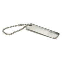 Wholesale File Car - Free DHL EDC Pocket Sharpener Diamond Stone Keychain For Knife Fish Hook Finger Nail File Camping Tactical Tools L20