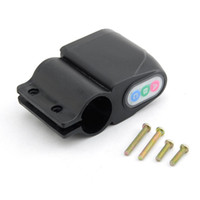 Wholesale Sound Activated Sensor - Bicycle Alarm Vibration Activated Sensor Anti-theft for bike Security with 110db sound Lock