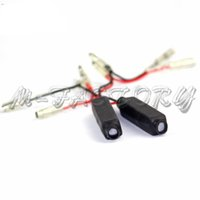 Wholesale Brown Indicator - 2PCS Resistor 10 Ohm for Motorcycle LED Turn Signal Light Indicator Blinker Universal