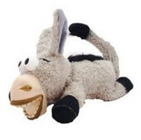 Wholesale Donkey Roll - Free shipping,Electronic Electric Pet Donkey, Intelligent Voice Control Ha Ha Laugh , Roll Wallow Like Baby,Funny Joke Toy HT199