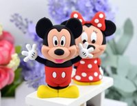 Wholesale Mouse Drive - M&M's PEN DRIVE PENDRIVE MICKEY MINNIE MOUSE ROSA 32GB 32 GB MEMORIA USB 128gb 256gb 16gb 64gb MICKEY 100% new