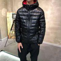 Wholesale Parka Style Jacket Men - M367 Brand men spring autumn jacket thin Manteau French brand British style Man Down and parka anorak Homme Veste