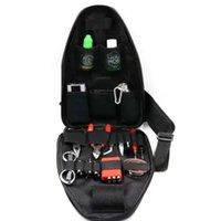 Wholesale Tools Bag Kit - Coil Master RDA Tool Kit V2 in Messenger Bag New DIY Tools Kit 2.0 For RDA RBA Atomizer Rebuilding Vape Mod