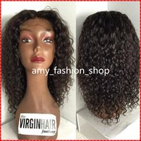 """Wholesale Malaysian Hand Tied Weave - 100% of real human hair wigs 10 """"- 24"""" inches deep wave hair weaving real Brazilian hair"""