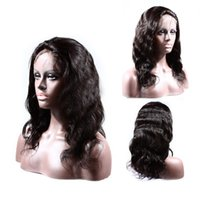 Wholesale Classic Human Hair - Classic 100% Full Lace Human Hair Wigs Glueless Brazilian Lace Front Wigs Best Human Hair Wigs With Baby Hair