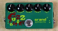 Wholesale Effects Octave - Free Shipping Wholesales 2017 high quality Zvex Effects Vexter Series Fuzz Factory Guitar Effect Pedal - Octave Fuzz Musical Instruments