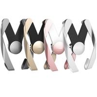 универсальная автомобильная воздухозаборная подставка оптовых-Универсальный регулируемый M модель держатель в автомобильный телефон держатели вентиляционное отверстие крепление поддержка телефон кронштейн стенд держатель для iPhone 8 Samsung Примечание 8 Новый
