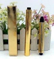 Wholesale Free Pencil Box - Hot concealer makeup pencils TOUCHE ECLAT -RADIANT TOUCHE CONCEALER 2.5ML with retail box free ship
