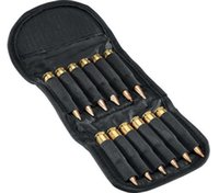 Magazine pad carriers - Rifle Cartridge Padded Holder Carrier Rifle Shotgun Cartridge Wallet Hunting Accessory