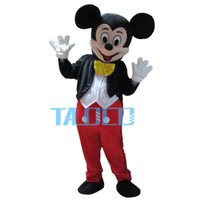 Wholesale Mouse Mascot Pink - 2017 Wedding Minnie Mascot Costume Pink Minnie Mouse Mascot Costume Free Shipping