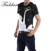 Wholesale Men Milk - 2017 Brand Clothing 3D T Shirt Men Slim Fit Tshirt Homme Hip Hop 3D Milk Pattern Fitness T-Shirt Size S-4XL Vetement Homme