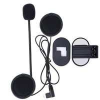 Wholesale Earphones For Motorcycle - V2 accessories,earphone & microphone and clip suitable for V2 motorcycle helmet bluetooth intercom