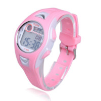 Wholesale Cheapest Digital Watches - 2016 Free shipping Cheapest Children Boys Swimming Sports Digital relojes Waterproof cute Cartoon Wrist Watch kids girls gift