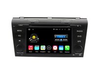 Wholesale Mazda Bluetooth Audio - 7'' Quad Core Android 5.1.1 Car DVD Stereo For Mazda 3 2007 2008 2009 With Radio GPS Map Video Multimedia Audio
