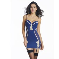 Wholesale Lenceria Baby Dolls - sexy lingerie dress women hot sexy costume erotic lingerie Bodysuit lenceria Negligee porno baby doll sexy lingerie clothes