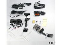 Wholesale Dvr Separate - HD 1080p Separated Dual Lens Dual Cameras Motorcycle DVR With GPS And X1F Motorcycle DVR