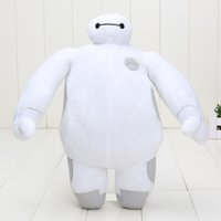 """Wholesale Toy Moving Animal Doll - 12""""30cm hands can't move Big Hero 6 BAYMAX Stuffed Animal Plush Toy With Tag Doll For Girl"""
