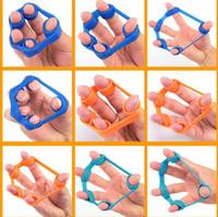 ingrosso mouse dita-Exercisers Finger Barella Exerciser Grip Silicone Multi Function Vita quotidiana Esercizio fisico Mouse Prevenzione mano Strumento 2 3hk ff