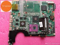 Wholesale laptop motherboards hp dv7 for sale - 516294 board for HP PAVILION DV7 laptop motherboard DDR2 with intel pm45 chipset